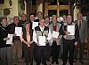 Mitgliederehrungen 2007