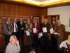 Mitgliederehrungen 2008